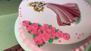Mis pasteles... Algunos pasteles de hoy..