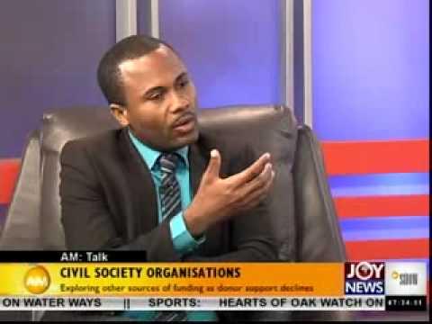 Civil society organisations - AM Talk (3-6-14)