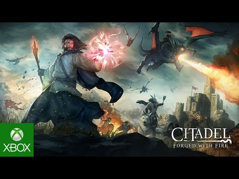 Citadel Announcement Trailer