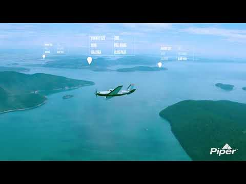 Piper Aircraft M600SLS Autoland Certification