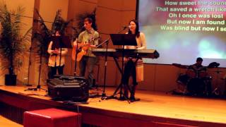 Broken Vessels (Hillsong) led by Esther Shin Chuang