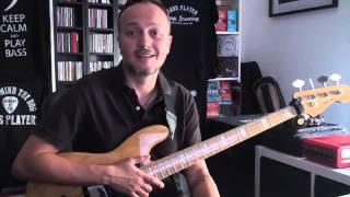 """Lezioni di Basso Elettrico - Cosa vuol dire """"suonare un Ii-V-I""""? (Lez.70)"""