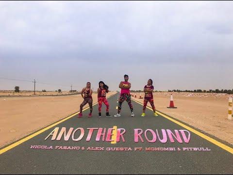 Zumba   Another Round by Nicola & Alex ft. Mohombi & Pitbull   Dance Fitness   Masterjedai