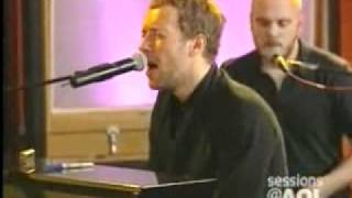 COLDPLAY - YELLOW - SESSIONS @AOL (SUBTITULADO AL ESPAÑOL)