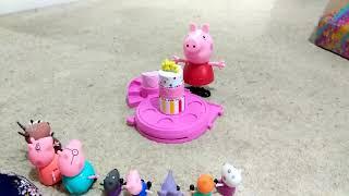 Peppa Pig Happy Birthday Peppa