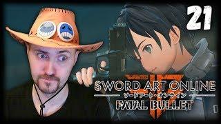 ТЕПЕРЬ МОЯ ОЧЕРЕДЬ 💕 SWORD ART ONLINE FATAL BULLET #21
