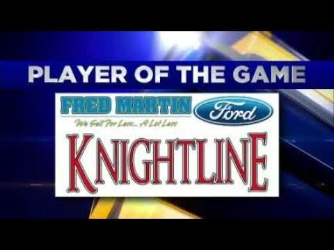 Player of the Game: Kay'ron Adams, Warren Harding