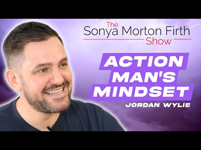 Jordan Wylie - What mindset does it take to be a real life action man? | TSMF SHOW