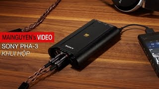 khui hop sony portable headphone amplifier pha-3 - wwwmainguyenvn