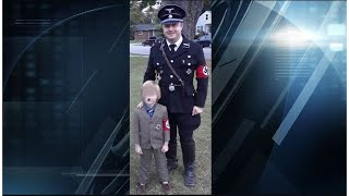 Man apologizes for dressing son as Hitler