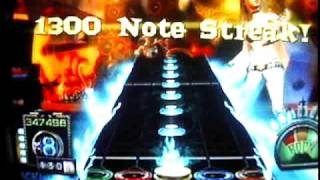 Guitar Hero 3  Operation Ground And Pound 100% Re-FC Expert (Full Song)