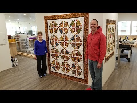 Harvest Quilt Tutorial | Let's Make!