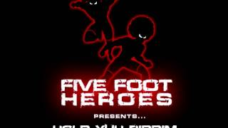 Wayne Wonder, Beyonce & Serani - Hold Yuh Riddim (Five Foot Heroes Remix Blends)