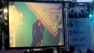 Cheek feat.  Brädi - JippiKayJei LIVE: Holjat 2011