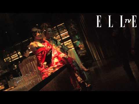 【ELLE TV JAPAN】Oiran Party Tokyo Xex Nihonbashi