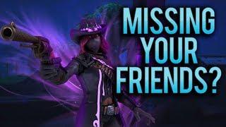 How to Fix Fortnite Friend List Bug