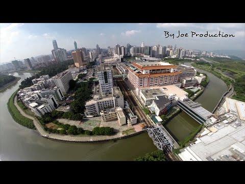 DJI Phantom Hong Kong Shenzhen Lo Wu 羅湖