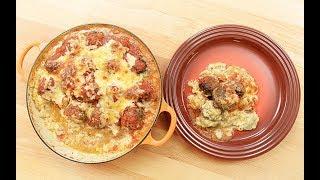 Patlıcanlı Beğendili Köfte Tarifi - Semen Öner - Yemek Tarifleri