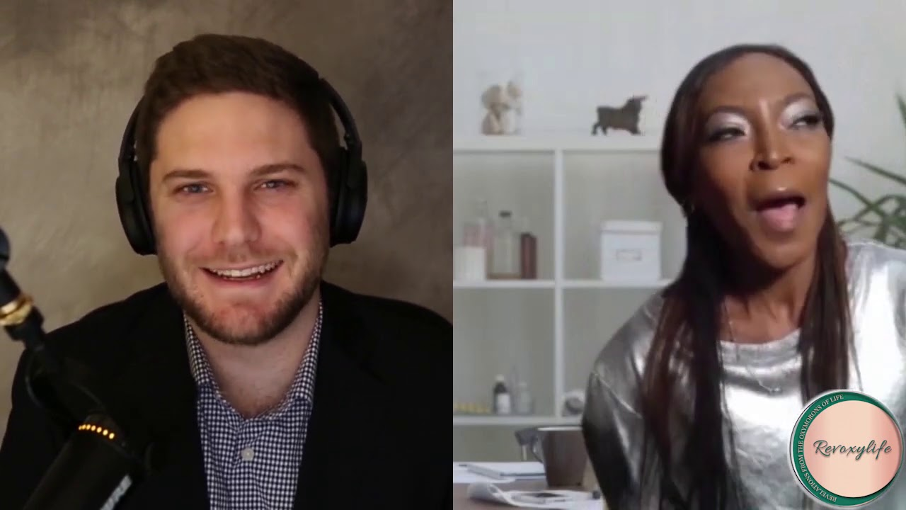 """Interview with Ryan Ruff on """"Beyond the Book,"""" Part 2.  Dr. EB discusses her Pathway to Success."""