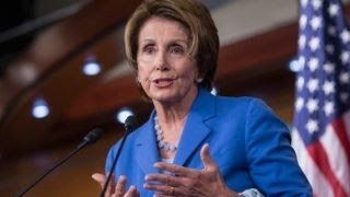 Is it time for Dems to abandon Pelosi, adopt a message?