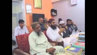Repeat youtube video Shia Sunni Munazra / Debate  | Shia Deobandi Munazra | Shia SSP Munazra | Part 1-6