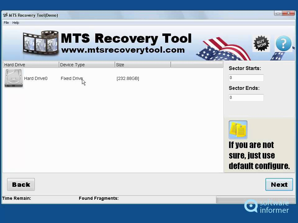 mts video file recovery software with crack