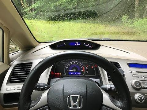 2006 Honda Civic Drive