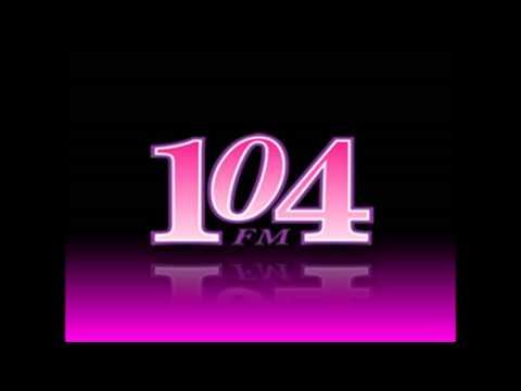 Prefixo - 104 FM - 104,1 MHz - Porto Alegre/RS