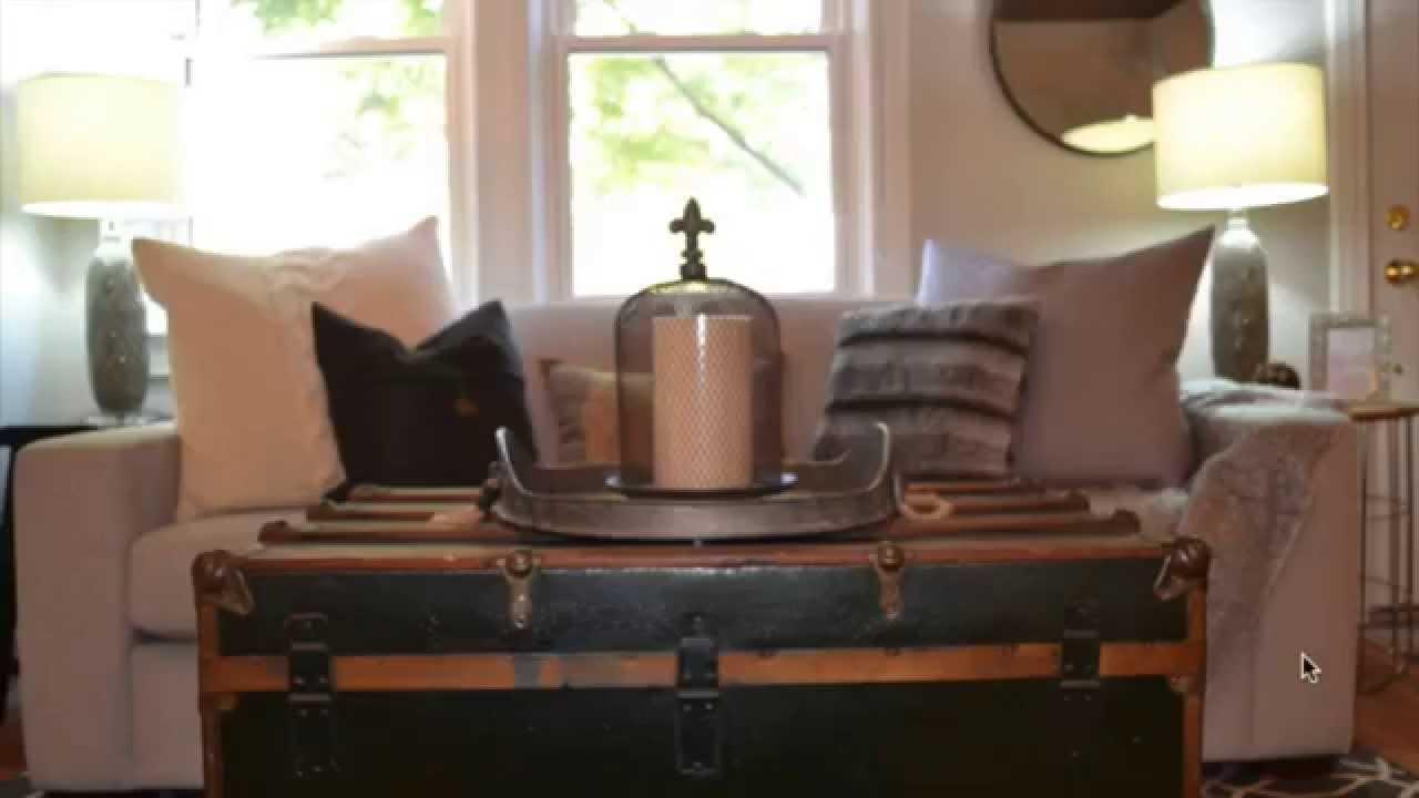 Interior design cozy pottery barn ish living room - Interior designer discount pottery barn ...