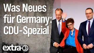 Was Neues für Germany – CDU-Spezial