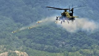 AH 64 Apache Helicopters In Action Combat Footage Afghanistan