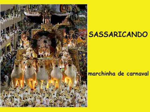 marchinha de carnaval sassaricando
