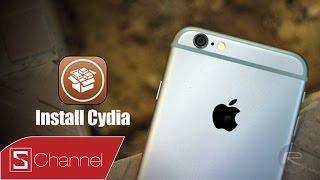 Schannel - Hướng dẫn Jailbreak và cài Cydia trên iOS 8.1
