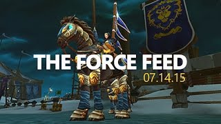 Hearthstone Argent Tourney, No Mans Sky, Skyforge ISP [The Force Feed]