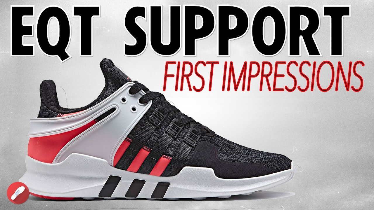 Adidas EQT Support Boost Summer Pack FAKE BLACK