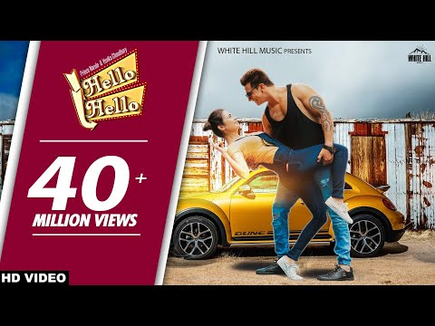 Hello Hello(Full Song)-Prince Narula-Yuvika Chaudhary-Latest Punjabi Song 2017-New Punjabi Song 2017