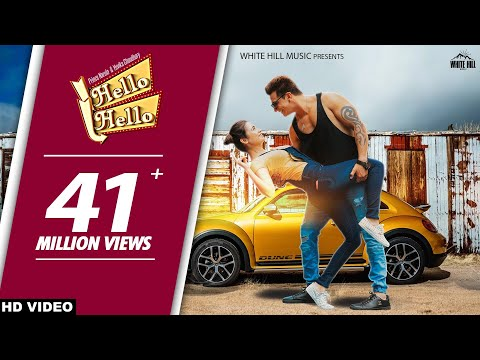 New Punjabi Songs 2017-Hello Hello(Ful Song)-Prince Narula-Y