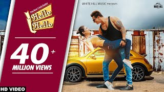 New Punjabi Songs 2017-Hello Hello(Ful Song)-Prince Narula-Yuvika Chaudhary-Latest Punjabi Song 2017