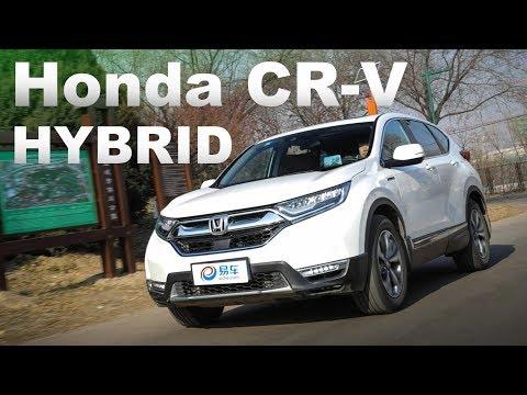 油電休旅 再添猛將 Honda CR-V Hybrid