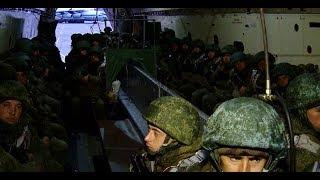 Кубанские десантники отправились на масштабные всероссийские учения