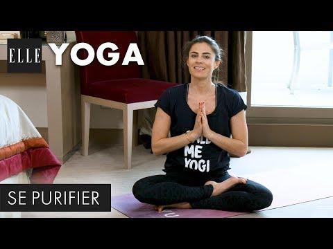 20 minutes de yoga detox