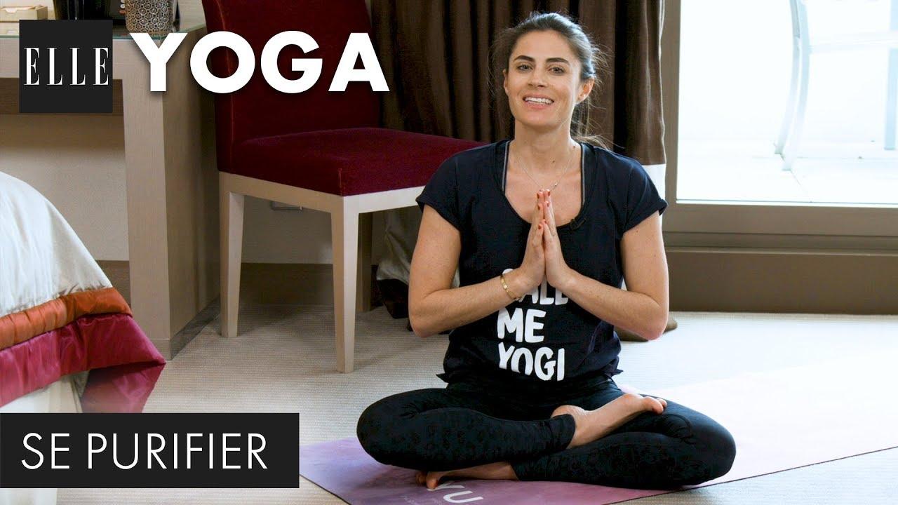 Yoga zum Abnehmen Bauch elena malova