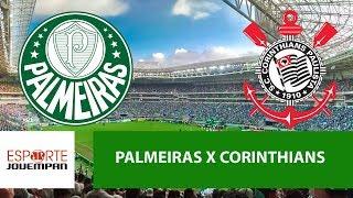 Palmeiras 0 (3) x (4) 1 Corinthians - 08/04/18 - Final do Paulistão