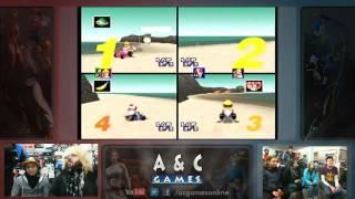 Mario Kart 64 Tournament February 2014