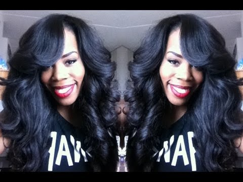 Hair tutorial old school quick weave with ds hair extensions hair tutorial old school quick weave with ds hair extensions pmusecretfo Images