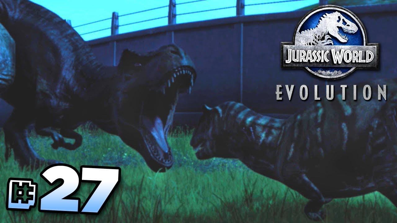 Dinosaur Dominance Jurassic World Evolution Full Playthrough Ep27 Hd Youtube