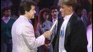 Dick Clark Interviews Baltimora - American Bandstand 1986