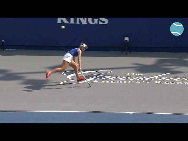 Highlights Kim Clijsters vs. Sofia Kenin 15th of July 2020 | World TeamTennis