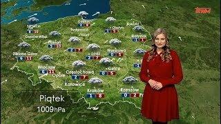 Prognoza pogody 07.12.2018