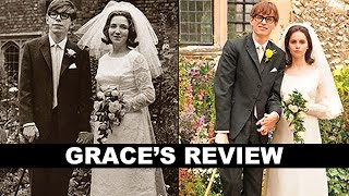 The Theory of Everything Movie Review - Beyond The Trailer